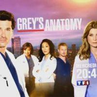 Grey's Anatomy sur TF1 ce soir ... bande annonce