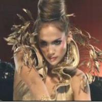 Jennifer Lopez ... On The Floor, le clip