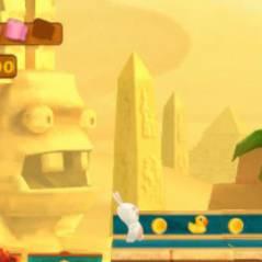 The Lapins Crétins ... la vidéo de leur débarquement sur 3DS
