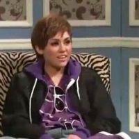 Justin Bieber ... L'imitation de Miley Cyrus au SNL (vidéo)