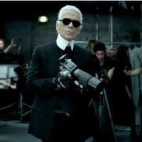 Karl Lagerfeld et Baptiste Giabiconi ... ensemble dans la nouvelle pub Volkswagen (vidéo)