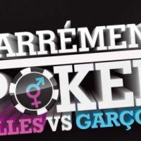 Carrément Poker : filles vs garçons sur W9 ... les animateurs font la promo