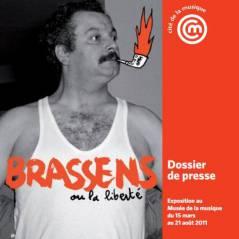 Georges Brassens ... Brassens ou la liberté à partir d'aujourd'hui à la Cité de la Musique