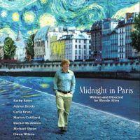 Minuit à Paris ... La première affiche du prochain Woody Allen