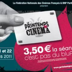 Printemps du cinéma 2011 ... Ca commence dimanche