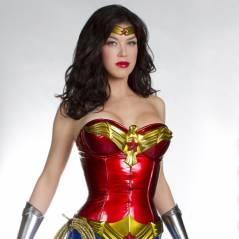 Adrianne Palicki en Wonder Woman ... la 1ere photo du costume