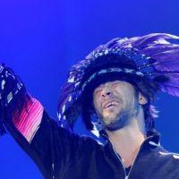 Jamiroquai à Bercy ce soir ... Les photos de son dernier concert