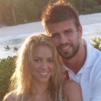 Shakira et Gerard Piqué ... leur photo sur Facebook