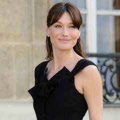 Carla Bruni ... Elle abandonne (provisoirement) la chanson pour Nicolas Sarkozy