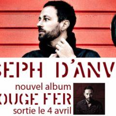 Joseph d'Anvers ... son nouvel album sort le 4 avril 2011