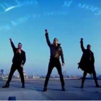 Eurovision 2011 ...  I Can,  le clip vidéo de Blue pour le Royaume Uni