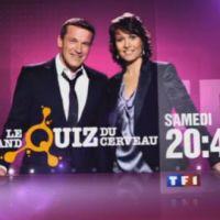 Le grand quiz du cerveau sur TF1 ce soir ... bande annonce