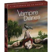 Vampire Diaries saison 1 ... les vampires mordent en DVD et Blu Ray