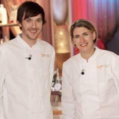 Le Choc des Champions ... Romain Tischenko/Stéphanie Le Quellec ... le meilleur Top Chef est ... vos impressions