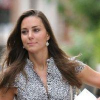 Kate Middleton ... Elle a dit ''oui'' au Prince ... Harry