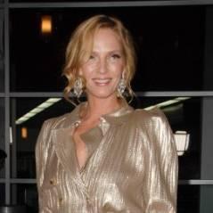 Uma Thurman... rejoint le jury du Festival de Cannes 2011