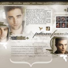 Le site du jeudi ... interview d'Eliza (Pattinson France)