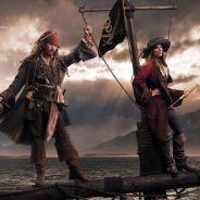 Pirates des Caraïbes 4 ... les nouvelles affiches avec les sirènes (PHOTOS)