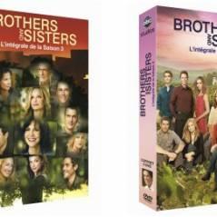 Brothers and Sisters ... les saisons 3 et 4 disponibles aujourd'hui en DVD