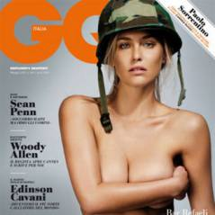 Bar Rafaeli nue .... elle pose topless en Une de GQ (VIDEO)