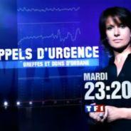 Appels d'Urgence ''Greffes et dons d'organe'' sur TF1 ce soir ... bande annonce