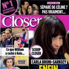 Carla Bruni enceinte : pas de confirmation au JT de TF1, mais les félicitations de Jean-Pierre Pernaut (VIDEO)