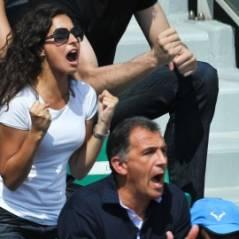 Francisca Perello en PHOTOS dimanche 5 juin 2011 ... encouragements de la copine de Rafael Nadal