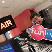 Bruno Guillon ... A la matinale de Fun Radio dès le 22 août