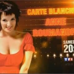 Carte blanche à Anne Roumanoff sur TF1 ce soir ... bande annonce