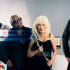 Christina Aguilera ... Un duo avec Maroon 5 (AUDIO)