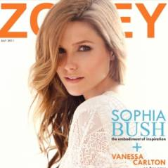 Sophia Bush des Frères Scott VIDEO ... naturelle pour Zooey Magazine
