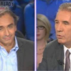Zemmour et Naulleau VIDEO ... le duo infernal s'en prend à François Bayrou