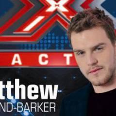 Matthew Raymond-Barker ... Extrait de la nouvelle chanson du gagnant de X-Factor (AUDIO)