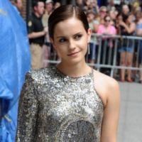 Emma Watson ... étudiante modèle, elle retourne à la fac