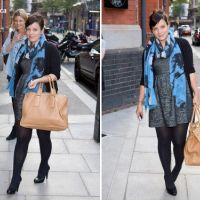 Lily Allen enceinte : les premières photos de son bidon