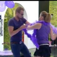VIDEO - Secret Story 5 : Battle hot entre filles et garçons : Aurélie affronte Geof