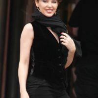 Kylie Minogue : nouvelle coupe pour nouvelle carrière (PHOTOS)