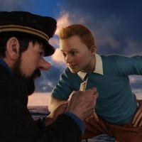 Tintin de Spielberg : ''Rien à déclarer'' et Dany Boon tremblent