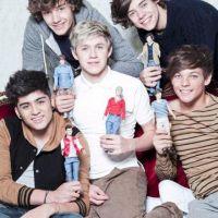 One Direction et leurs poupées ... bientôt une chanson avec Joe Jonas
