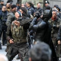 The Dark Knight Rises ; Batman au cœur de la bataille dans Wall Street (VIDEO)