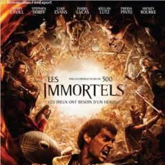 Les Immortels : tous muscles dehors dans un nouvel extrait (VIDEO)