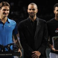 Bercy 2011 : Federer bat Tsonga et entre dans la légende de Paris (PHOTOS et VIDEO)