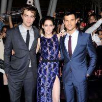 Twilight 4 : avant-première de folie à Los Angeles pour Tay, Rob et Kris (PHOTOS)