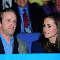 Pippa Middleton : deux inconnus et du tennis pour oublier son ex (PHOTOS)