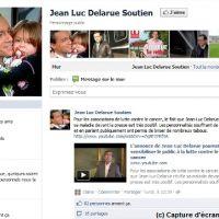 Jean-Luc Delarue atteint d'un cancer : le soutien s'organise sur la toile