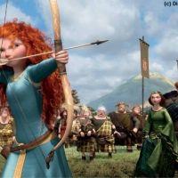 Rebelle : la nouvelle photo guerrière du prochain Pixar