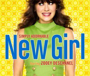 Poster de New Girl avec Zooey Deschanel