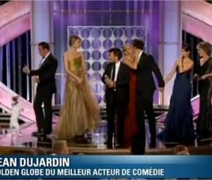 Jean Dujardin s'exprime sur sa victoire aux Golden Globes pour BFM