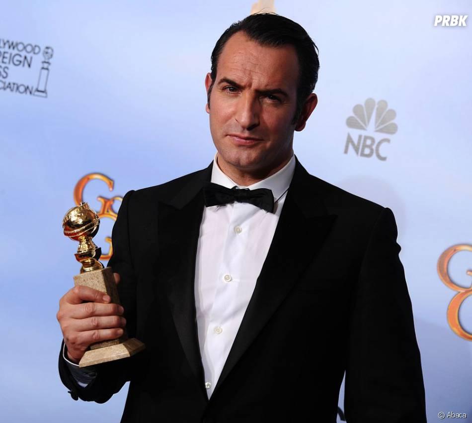 Jean dujardin meilleur acteur de com die aux golden for Acteur jean dujardin