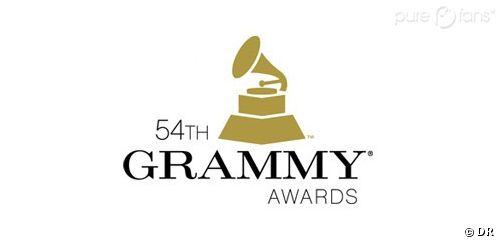 Grammy Awards 2012 : le logo